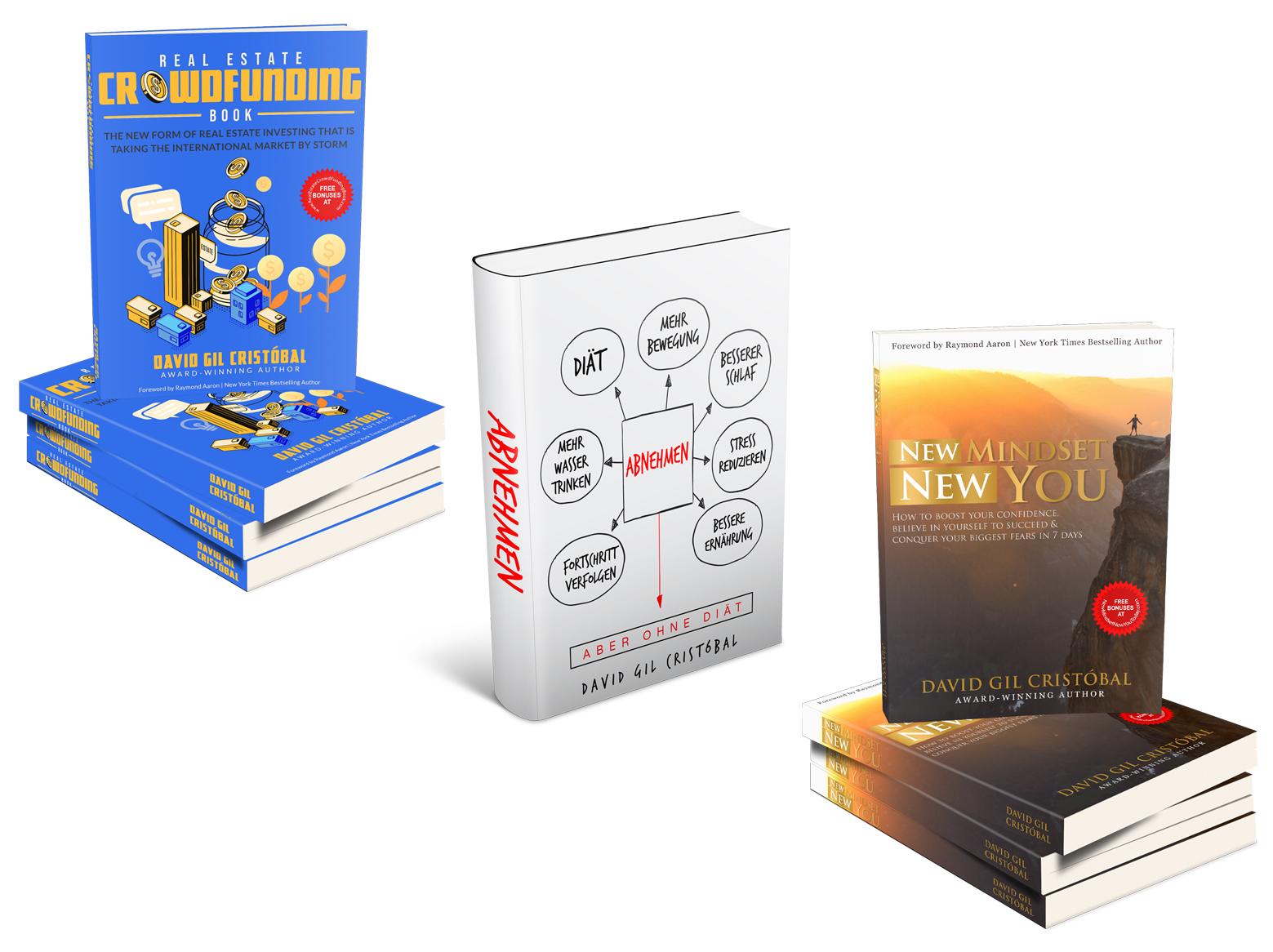 Bücher von David Gil Christóbal