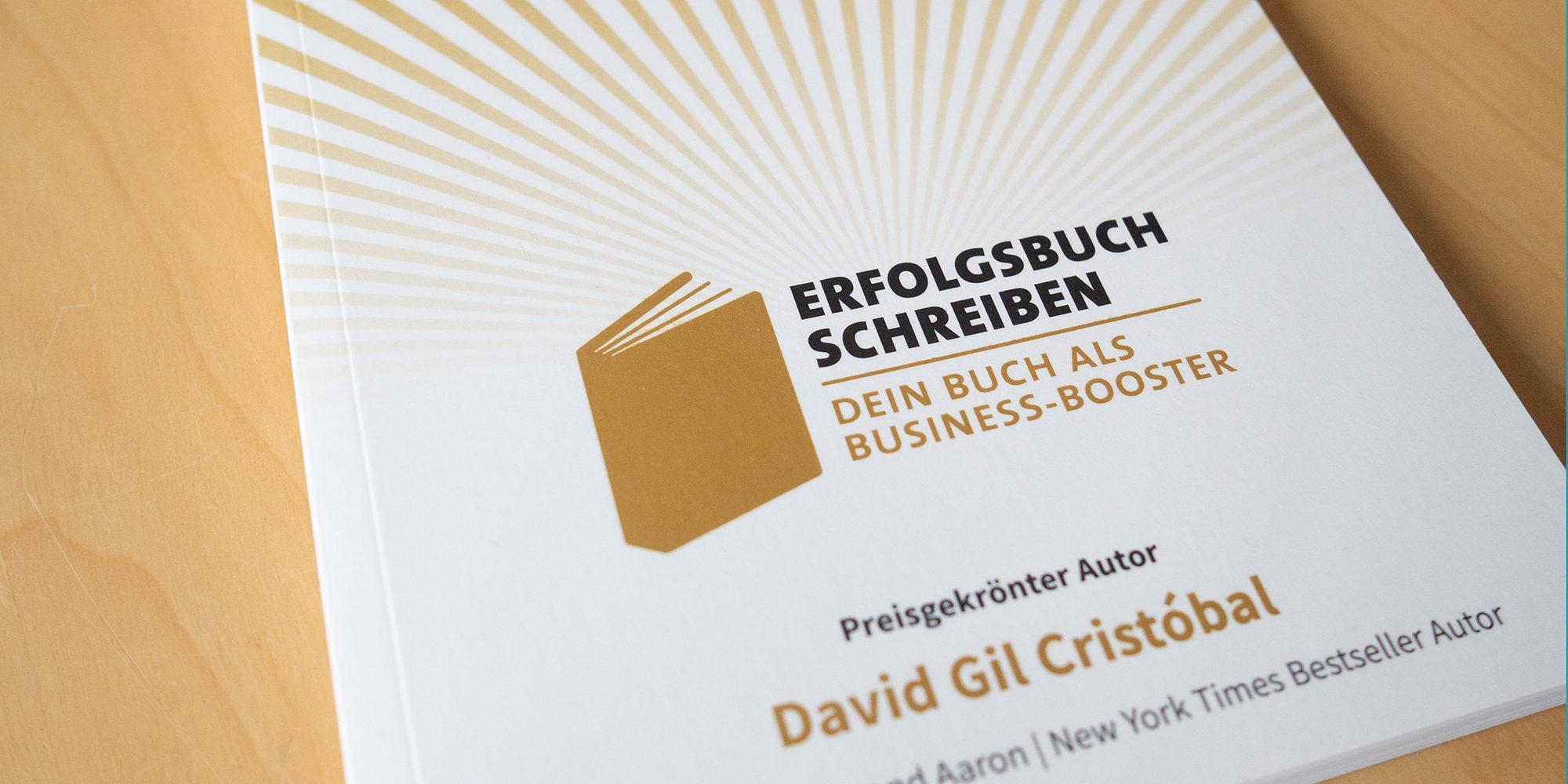 Dein Buch als Business-Booster
